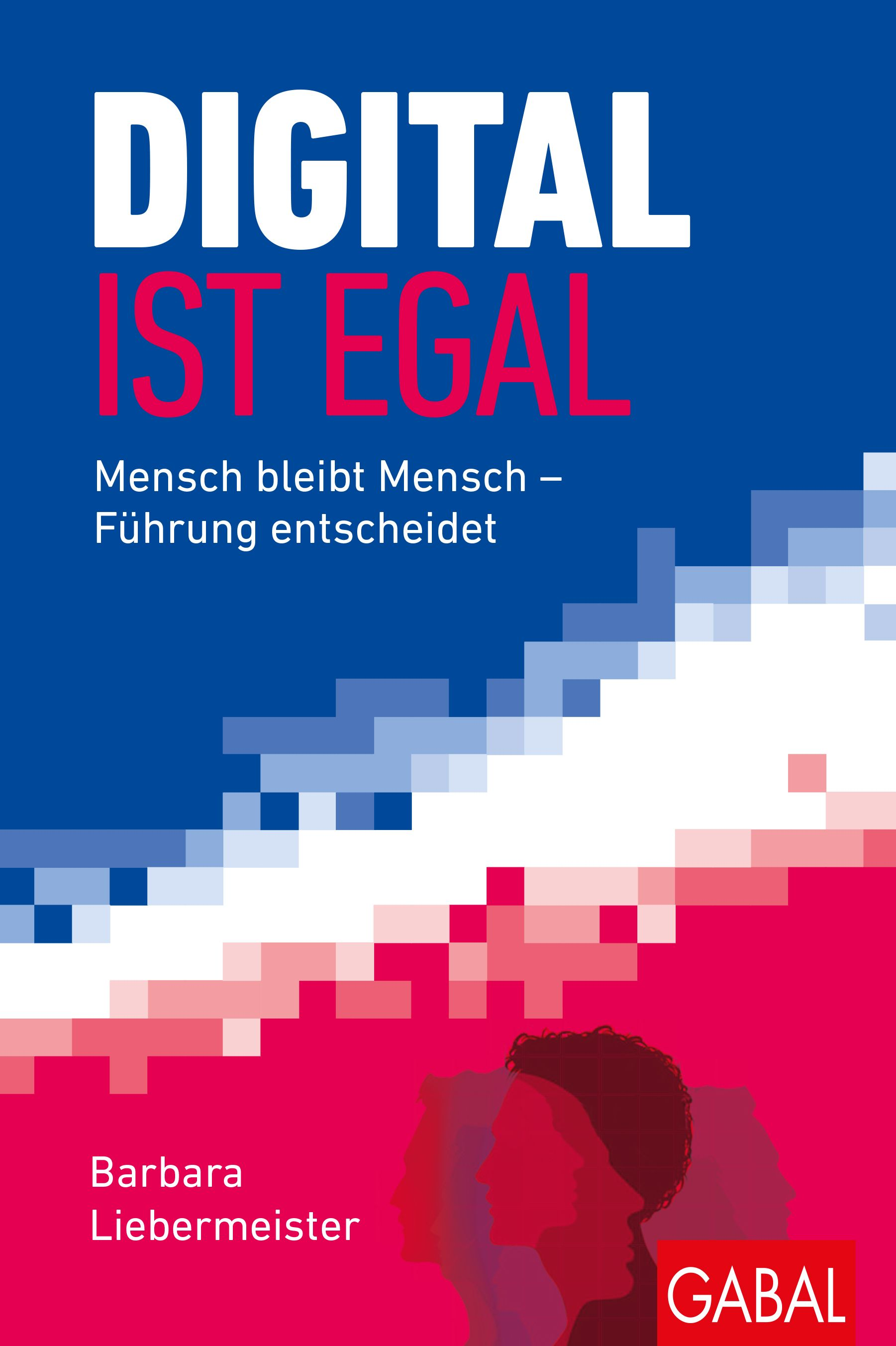 2D Cover Digital ist egal Liebermeister Barbara