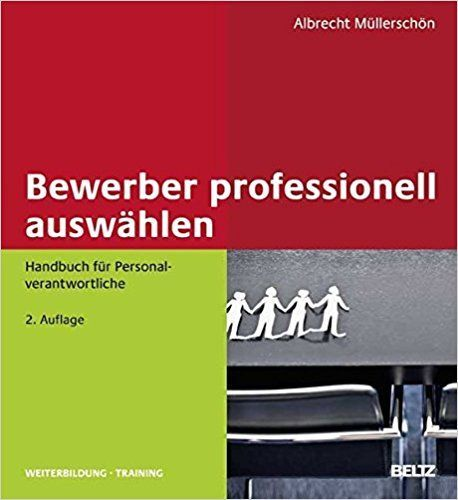 Bewerber professionell