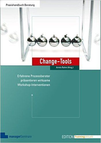 Buch Change Tools