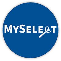 Logo der MySelect Software