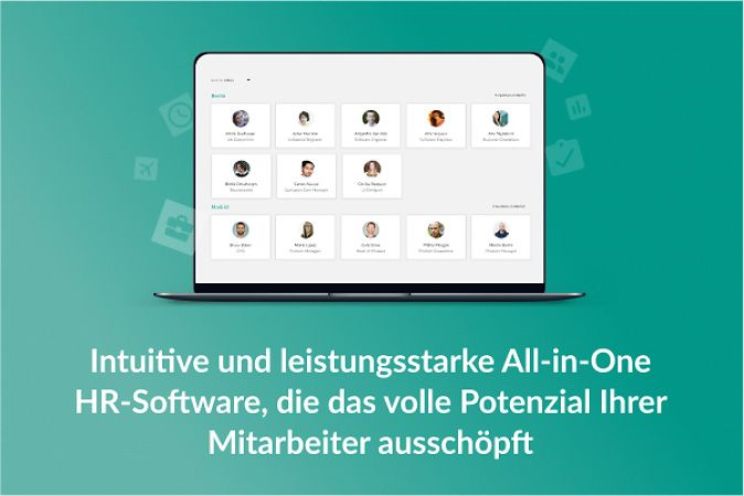Org OS GmbH - All-in-One HR Software