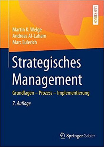 strategisches management grundlagen